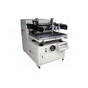 Полуавтоматические станки для трафаретной печати